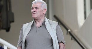 Μελισσανίδης για Θανάση Γιαννακόπουλο: Αντίο καλέ μου φίλε