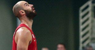 Σοκ στον Ολυμπιακό, τέλος η σεζόν για τον Σπανούλη