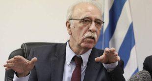 Βίτσας: Η Ελλάδα δεν θα ανεχτεί blame game για το προσφυγικό