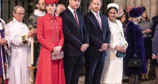 Μακριά και αγαπημένα τα δυο πριγκιπικά ζευγάρια της Βρετανίας