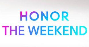Honor the weekend, ένα Σαββατοκύριακο γεμάτο μοναδικές στιγμές