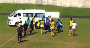 Σοκ στην Γκαμπόν με θάνατο ποδοσφαιριστή την ώρα του αγώνα