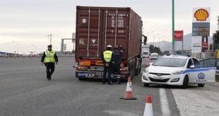 Αυξημένα μέτρα της Τροχαίας από σήμερα για την έξοδο των εκδρομέων της 25ης Μαρτίου