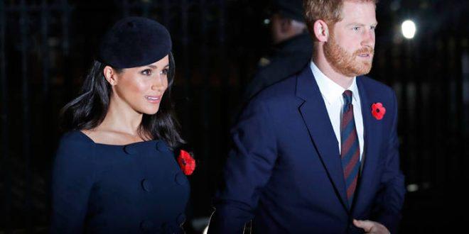 Μέγκαν Μαρκλ και πρίγκιπας Χάρι θα κρατήσουν μυστική τη γέννηση του παιδιού τους