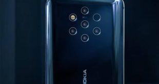 Το πρώτο smartphone στον κόσμο με πέντε κάμερες είναι πλέον διαθέσιμο