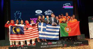 Παγκόσμια πρωτιά για ελληνικό σχολείο με… τέρμα τα γκάζια