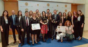 Διπλή βράβευση της Roche Hellas στα Prix Galien Greece 2019