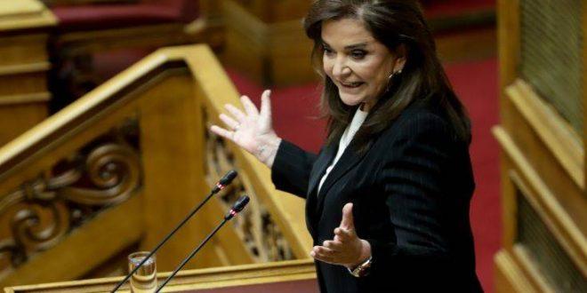 Μπακογιάννη: Δεν θα λάβετε ψήφο εμπιστοσύνης από το λαό στις 26 Μαΐου