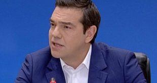 Αλέξης Τσίπρας: Μείωση ΦΠΑ σε τρόφιμα, εστίαση, ενέργεια και 13η σύνταξη