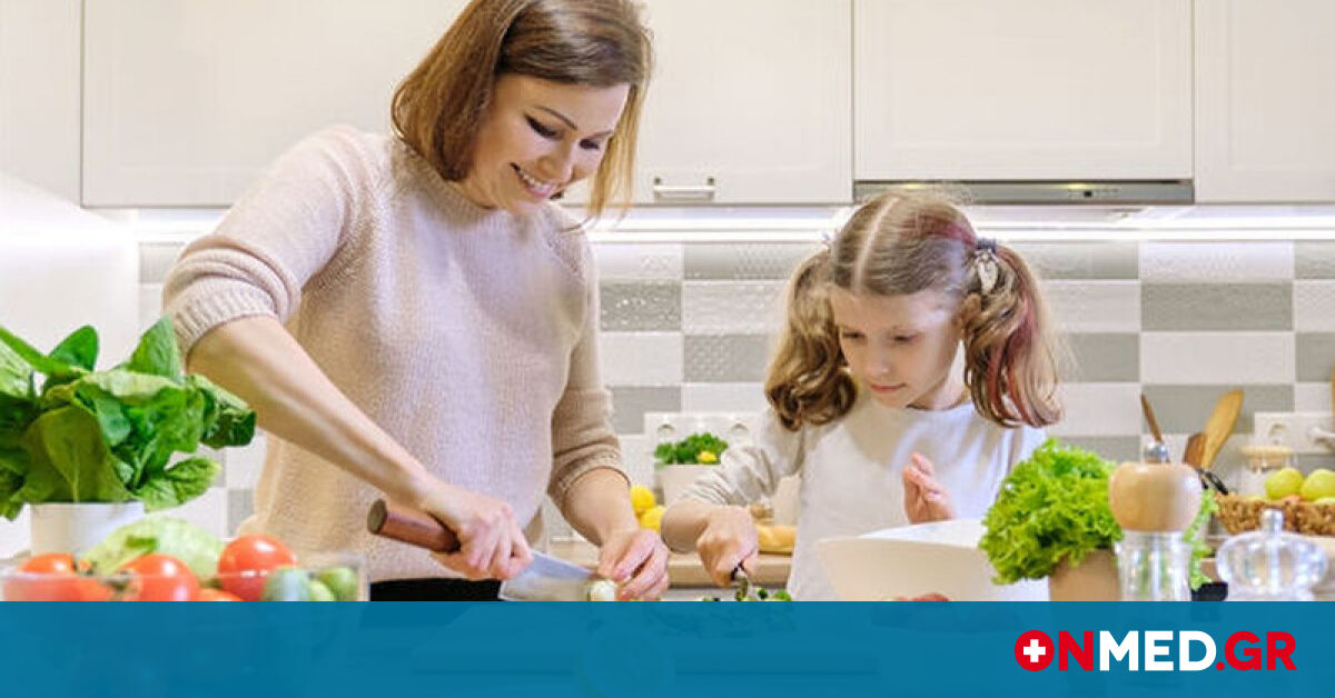 Τρία λάθη που κάνετε στη διατροφή του παιδιού (pics)