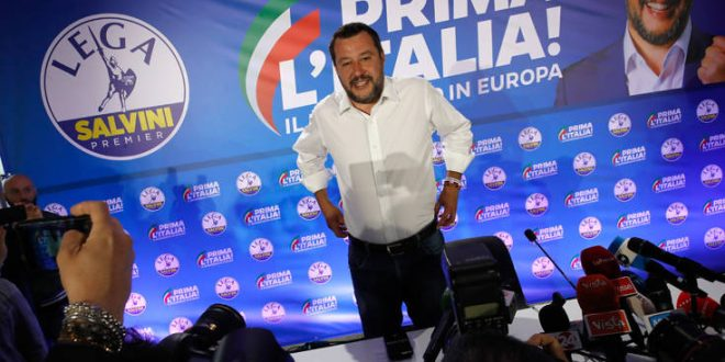 Ευρωεκλογές 2019: Τι σημαίνει η νίκη της Λέγκα για τους Ιταλούς