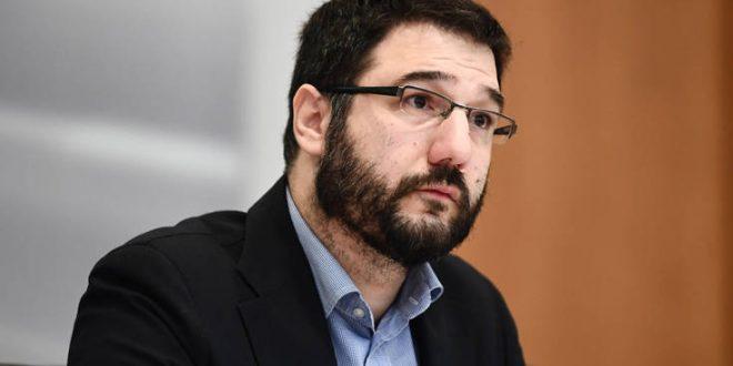 Δημοτικές εκλογές 2019: Περιόδευσε στον Αγ. Παντελεήμονα ο Ηλιόπουλος