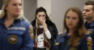 Ρωσία: Ένας Αμερικανός ανάμεσα στα θύματα της πυρκαγιάς που ξέσπασε σε αεροσκάφος