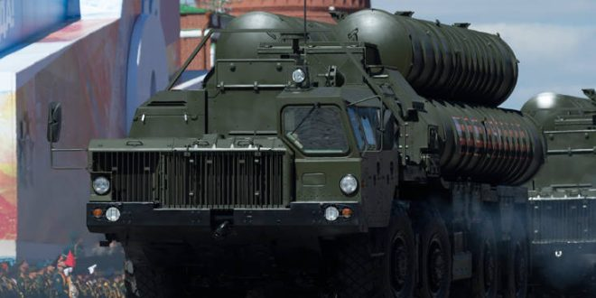 S-400: Η Άγκυρα ετοιμάζεται να αντιμετωπίσει πιθανές αμερικανικές κυρώσεις