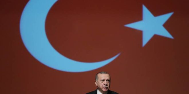 Απειλεί ο Ερντογάν: Σταθερότητα σε Κύπρο και Ανατολική Μεσόγειο μόνο με προστασία των συμφερόντων μας