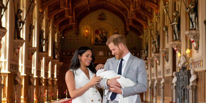 Μέγκαν Μαρκλ - Πρίγκιπας Χάρι: Οι πρώτες φωτογραφίες με τον γιο τους