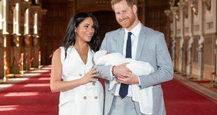 Μέγκαν Μαρκλ - Πρίγκιπας Χάρι: Ο  διάλογος με δημοσιογράφους για το μωρό τους
