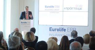 Ασφαλιστικός όμιλος Eurolife ERB, υψηλές επιχειρηματικές επιδόσεις που επιστρέφουν αξία στην κοινωνία