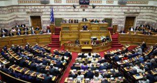 Με ψήφο εμπιστοσύνης στην κυβέρνηση έληξε η τριήμερη μάχη στη Βουλή