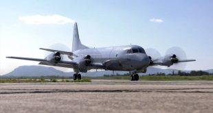 H δοκιμαστική πτήση του ιπτάμενου κυνηγού υποβρυχίων του πολεμικού Ναυτικού