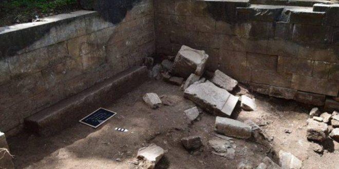 Ιερό της θεάς Νεμέσεως ανακαλύφθηκε στο αρχαίο θέατρο της Μυτιλήνης