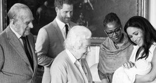 Μέγκαν Μαρκλ – Πρίγκιπας Χάρι: Αυτό είναι το όνομα του μωρού τους