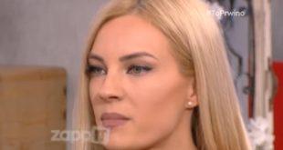 Τζούλια Νόβα: Με τον μπαμπά μου δεν έχω σχέσεις, τον ενδιέφεραν μόνο οι κοπέλες του