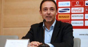 Ολυμπιακός: Νέος διευθυντής Επικοινωνίας ο Νίκος Γαβαλάς