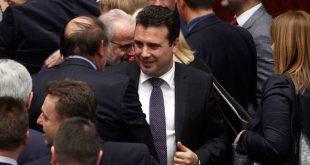 Ζάεφ: Θα πέσει η κυβέρνηση αν δεν αρχίσουν οι ενταξιακές συνομιλίες με την ΕΕ