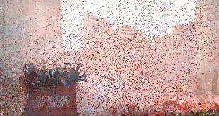 Το πάρτι για τους πρωταθλητές Ευρώπης στο Λίβερπουλ