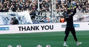 Ο Ολυμπιακός παίρνει τερματοφύλακα που φεύγει από τον ΠΑΟΚ