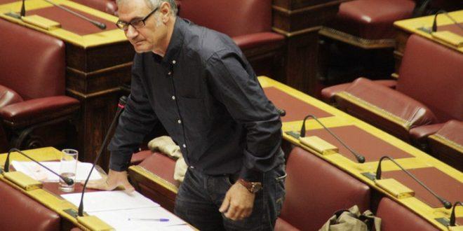 Εθνικές εκλογές 2019: Αποσύρθηκε ο Σεβαστάκης από το ψηφοδέλτιο του ΣΥΡΙΖΑ