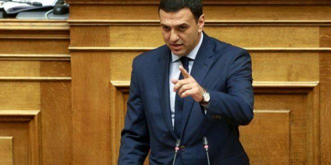 Κικίλιας: Σε μειονεκτική θέση η απερχόμενη κυβέρνηση για την εμπλοκή της στη δικαστική εξουσία