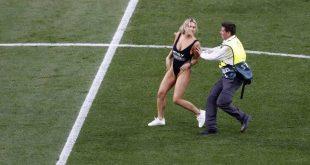 Champions League: Το Instagram μπλόκαρε τον λογαριασμό της ξανθιάς που εισέβαλε στον τελικό