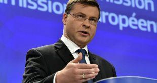 Ντομπρόβσκις: Η Ρώμη χρειάζεται να λάβει νέα μέτρα