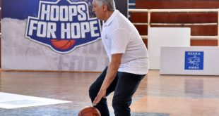 ΗοοpsforHope: ΟΠΑΠ και ΟΣΕΚΑ ενώνουν τις δυνάμεις τους με πέντε «θρύλους» του μπάσκετ