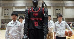 Ρομπότ-μπασκετμπολίστας έβαλε 2020 καλάθια