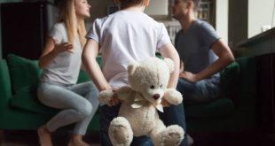 Πόσο επηρεάζει το διαζύγιο το βάρος των παιδιών