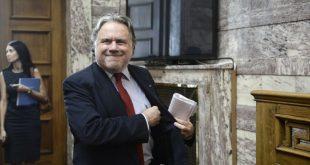 Κατρούγκαλος: Αυτή τη φορά ψηφίζουμε για τη ζωή μας, για να μείνει η ελπίδα ζωντανή