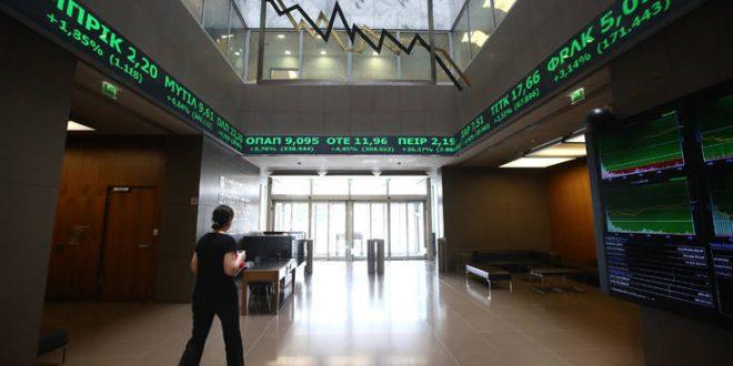 Χρηματιστήριο: Ξεκίνημα με μικρή άνοδο 0,16%