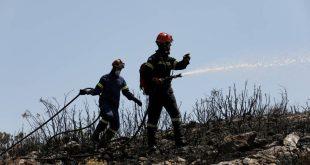 Θάσος: Έσβησε η πυρκαγιά στη Σκάλα Πρίνου