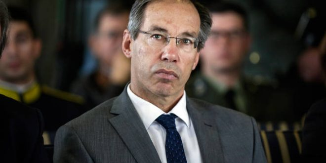 Μαυρωτάς: Εγκαταλείπω τη θέση του αντιπροέδρου και όχι το Ποτάμι