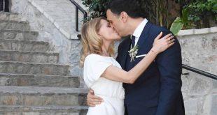 Τζένη Μπαλατσινού: Έτσι ευχήθηκε «καλή επιτυχία» στον σύζυγό της Βασίλη Κικίλια