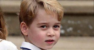 Ο πρίγκιπας Τζορτζ κλείνει τα έξι και το γιορτάζει φορώντας τη φανέλα της Εθνικής Αγγλίας