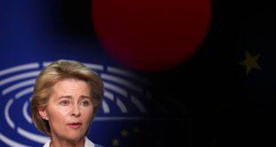 Παραιτείται την Τετάρτη από υπουργός Άμυνας η Ούρσουλα φον ντερ Λάιεν