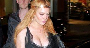 H Λίντσεϊ Λόχαν γιόρτασε τα γενέθλιά της με μια γυμνή φωτογραφία στο Instagram