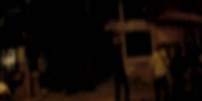 Βίντεο από την επίθεση του Ρουβίκωνα στην Ελληνική Διαχειριστική Εταιρεία Υδρογονανθράκων