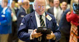 Το ένα ρεκόρ μετά το άλλο σπάει η Wall Street