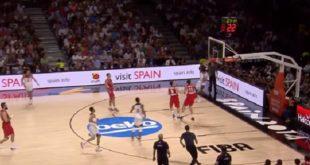 Χωρίς εκπλήξεις η πρεμιέρα του Μουντομπάσκετ 2019