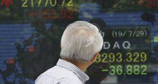 Υποχωρούν οι μετοχές στην Ασία, πτώση και για τις τιμές του πετρελαίου